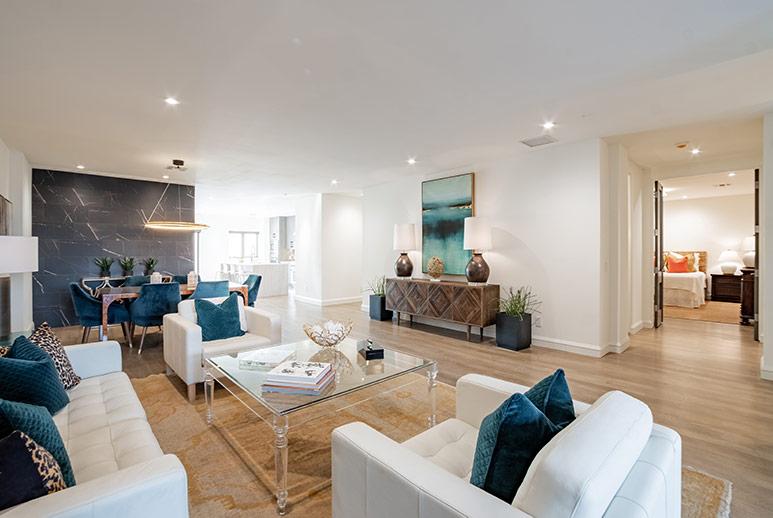 Grandmark living room